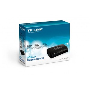 TP-Link Ethernet Modem Router (TD-8816)