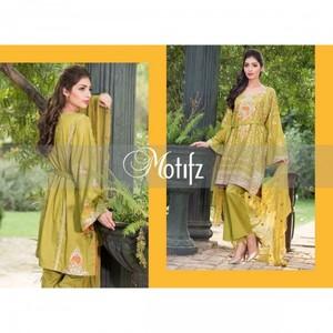 Motifz by Sanaulla MT16E 1458 Olive-Green