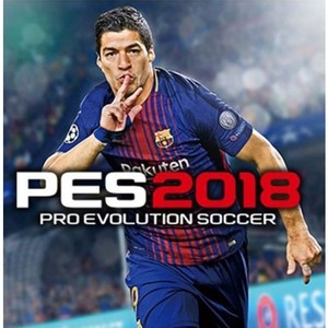 Konami Pro Evolution Soccer 2018 - PlayStation 4