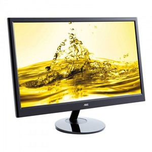 "AOC 22"" LED Monitor USB Powered (E2251FWU)"