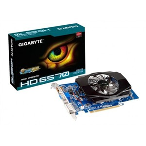 Gigabyte Radeon HD 6570 (GV-R657D3-2GI) 2GB Graphic Card