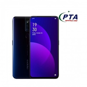 Oppo F11 Pro 6GB, 128GB RAM Dual Sim official warranty (PTA Approved)