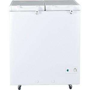 Haier Hdf-385I – Double Door Inverter Deep Freezer