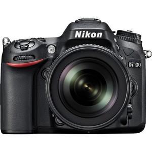 Nikon D7100 DSLR Camera with 18-105 Lens