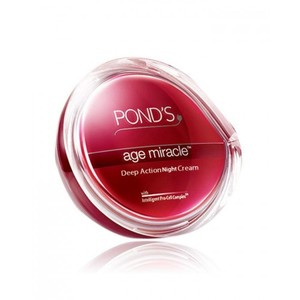 Ponds Skin Care Ponds Age Miracle Night Cream