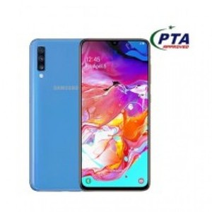Samsung Galaxy A50 2019 4GB 128GB Finger Print Lock With official warranty (PTA Approved)