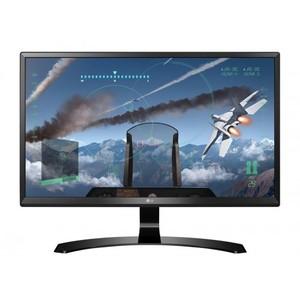 """LG 24UD58-B 24"""" Class 4K UHD IPS LED Monitor"""