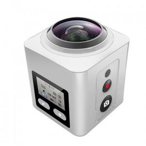 SEREE S2 Ultra HD 2.74K 360 Degree Action Waterproof Camera