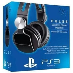 Sony PlayStation 3 Wireless Headset Pulse