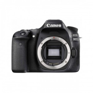 Canon Eos 80D Dslr Camera Body Only