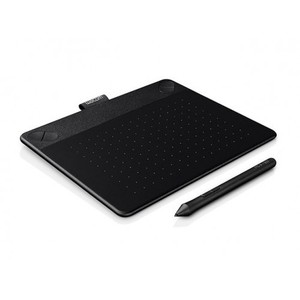 "Wacom Intuos Small Pen + Touch (4""x6"") with wireless option (KIT not included) (CTH-490/KO-CX)"