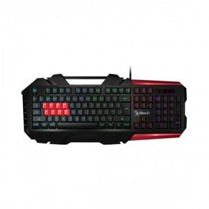 A4tech Bloody B3590R 8 Light Strike Mechanical Gaming Keyboard Black And Grey