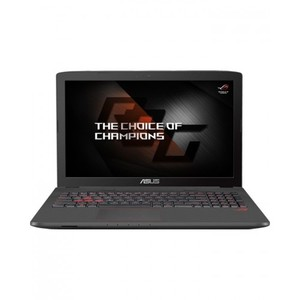 Asus ROG-GL752VW Gaming Notebook - 2.6 Ghz Core i7-6700HQ, 4GB GTX 960M, 16GB RAM,  1TB HDD+128GB SSD (Grey Metal)