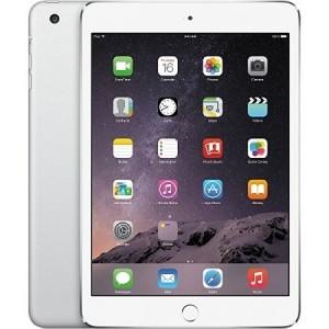 "Apple iPad Mini 3 - 16GB 2GB 8MP Camera (7.9"") Retina display Wi-Fi SILVER"