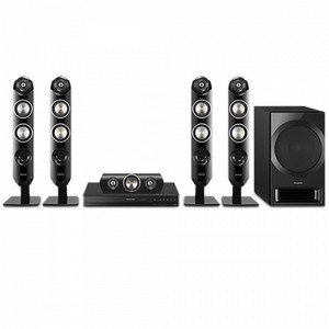 Panasonic SCX-H333GSK 5.1Ch Home Theater System