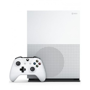 Microsoft Xbox One S FIFA 17 Bundle 1TB (HDD) White