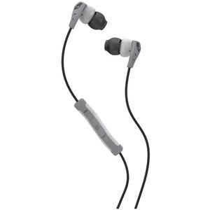 Skullcandy Method w Mic Light Gray / Gray / Light Gray Earbuds S2CDGY-405