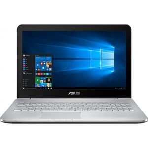 "Asus VivoBook Pro N552VX-FY053T (Core i7-6700HQ 6th Gen, 2.6Ghz, 12GB Ram, 1TB HDD+8GB SSD, 4GB Gtx 950, 15.6"" Display)"