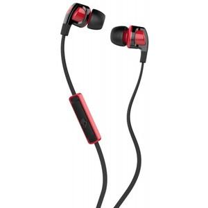 Skullcandy Smokin Buds 2 w Mic / Black / Red Earbuds S2PGFY-010