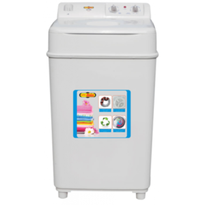 Super Asia Single Tub Washing Machine Super Wash-Plus (SA-240+)