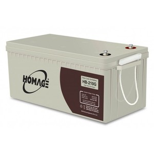 Homage Battery 21 Plates Deep Cycle HB-210G 150amp
