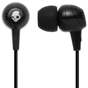 Skullcandy TITAN   Black   Black (Mic) Earbuds S2TTDY-033