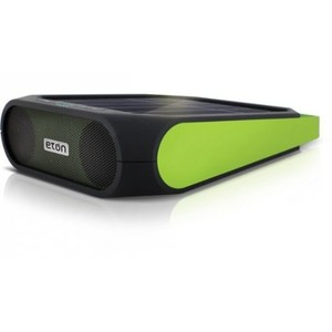 Eton All-Terrain Portable Solar Wireless Sound System (Green)