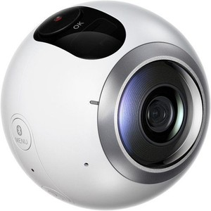 Samsung Gear 360 Spherical Camera - White