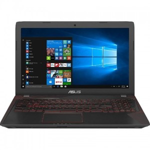 "Asus FX553VE-DM322T, Gaming Laptop, 15.6"", Intel Core i7-7700HQ"