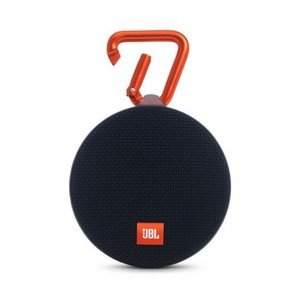 JBL Clip 2 Waterproof Portable Bluetooth Speaker (Black/Blue/Red/Gray)