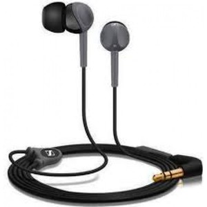 Sennheiser Dynamic Ear-Canal Earphones CX 213 Black