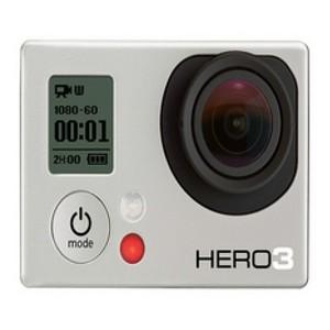 GoPro HERO 3 Camera (White Edition)