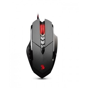 A4Tech V7M - Bloody Multicore Metal Feet Gaming Mouse - Black