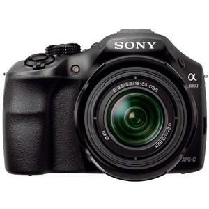 Sony Alpha A3000 DSLR Camera