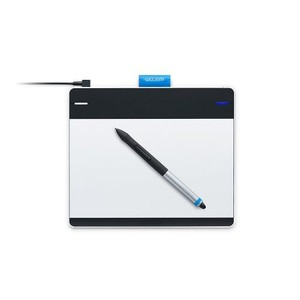 WACOM INTUOS MANGA SMALL PEN AND TOUCH GRAPHICS TABLET - CTH-480/S1-CX