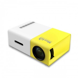Merlin Portable Mini Pocket Projector