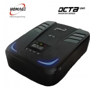 UPS - HOMAGE - Solar Inverter - OCTA DUO HOD 2212-SCC - 1800W - 2200Va - 24V - 230VAC - 2019 NEW MODEL