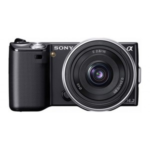 Sony DSLR NEX5D Camera