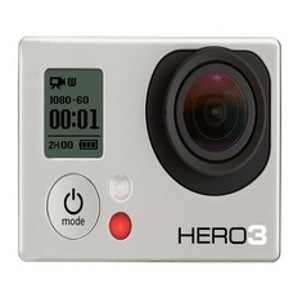 GoPro HERO 3 Camera (White Edition)