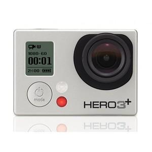 GoPro HERO 3+ Camera (Silver Edition)