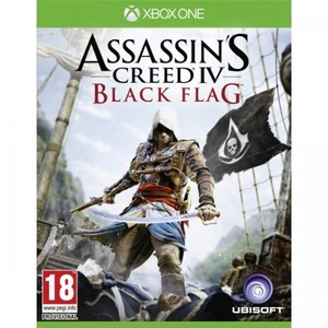Assassin Creed IV : Black Flag - Xbox One Game