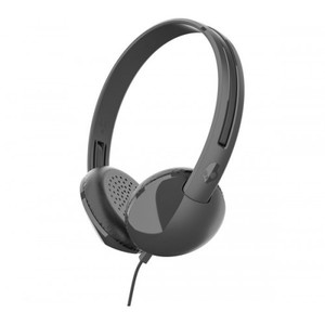 Skullcandy S2LHY-K576 Stim Headset with Mic  (Charcoal Black, On the Ear)