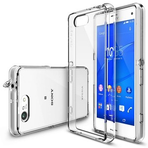 Ringke Fusion Case Sony Xperia Z3 Compact Crystal Clear