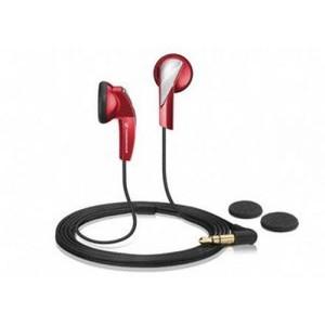 Sennheiser MX 365 Earphones (Red)