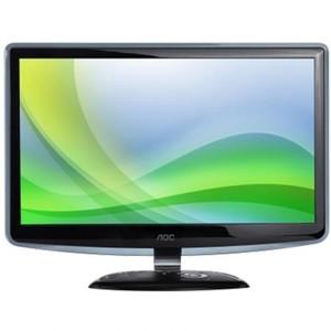 AOC 21.5'' LED Monitor (E Series with e-sensor) (2240VW)