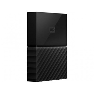 WD 2TB Black My Passport  Portable External Hard Drive - USB 3.0 (Black/Red/White/Blue)