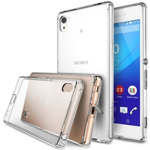 Ringke Fusion Case Sony Xperia Z3+ (Z4) Crystal Clear