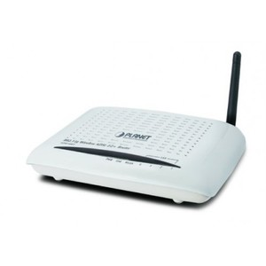 Planet Wired / Wireless ADSL 2/2 + 4Port Router ADW-4401