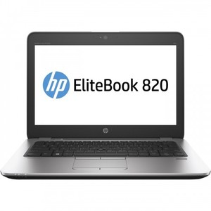 HP EliteBook 820 G3 (Intel Core i5, 6th Gen, 8GB RAM, 256GB SSD, Factory Refurbished)