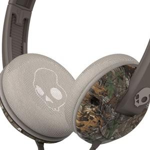 Skullcandy UPROCK | Realtree / Dark Tan w Mic Earbuds SGURFY-325